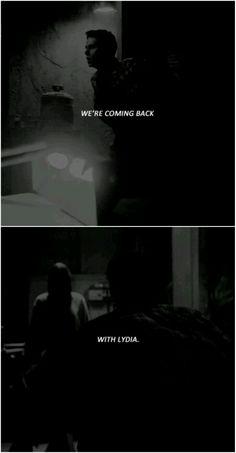 Stiles and Lydia tumblr #teenwolf #Stydia #emotionaltether #strongconnection…