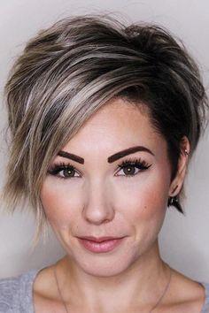 Kurzhaar Haarschnitte Sehr