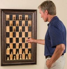 Will be buying one. Wall Chess!  http://www.straightupchess.com/