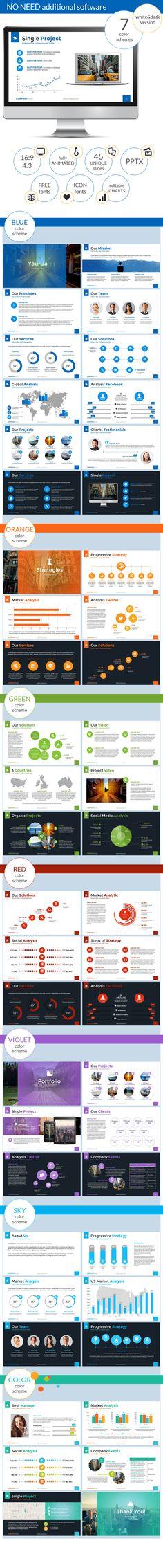 Stylish PowerPoint Presentation Template http://graphicriver.net/item/your-ja-powerpoint-presentation-template/8960216