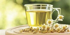 Chamomile is one of the few substances that can be given to babies with an unsettled stomach.
