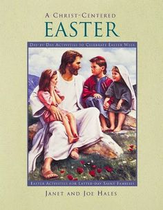 I Love to Read and Review Books :): A Christ-Centered Easter