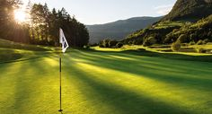 Golfclub St. Vigil Seis - 18-Loch-Golfplatz in Südtirol - Norditalien