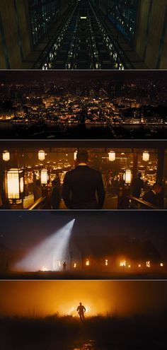 Skyfall (2012) | Cinematography by Roger Deakins | Directed by Sam Mendes