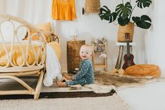 Cosy Rugs and Plants to brighten the space Room Style, Fashion Room, Warm And Cozy, Little Ones, Cosy, Kids Room, Toddler Bed, Cushions, Space