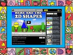 Harry Kindergarten, great videos that will make it past firewalls!