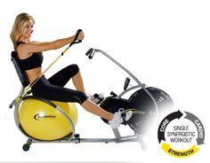 BallBike #FitFluential #fitnessbucketlist