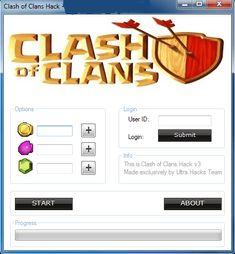 clash of clans free unlimited gems no survey