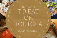 Best Places to Eat on Tortola Foodie's Guide to the BVI Part I. Sail Caribbean, Southern Caribbean Cruise, Bvi Sailing, Sailing Trips, Eclectic Restaurant, Lobster Dinner, Virgin Gorda, Great Restaurants, British Virgin Islands