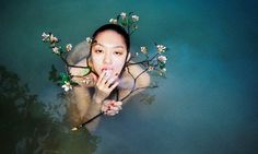 Beijing-based photographer Ren Hang has won international fame for his erotic images but in China he has been arrested for his art, which is regularly censored. Changchun, Editorial Photography, Art Photography, Fashion Photography, Photography Gallery, Contemporary Photography, Digital Photography, Ren Hang, Political Art
