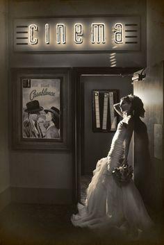 15 Ideas for a Hollywood-Inspired Wedding via Brit + Co.