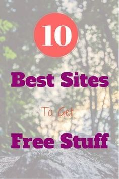 37 Legit Ways to Get Free Stuff Online Today (Best Freebie Sites of There are many websites to get free stuff from. And who wouldn't like that! You can definitely say that being able to save money is a good virtue, but would you not agree with me that … Ways To Save Money, Money Tips, Money Saving Tips, How To Make Money, How To Get, Money Savers, Money Budget, Money Hacks, Free Stuff By Mail