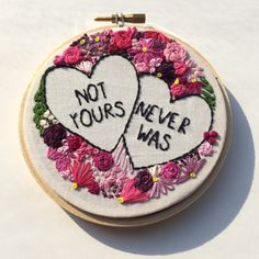 LOL embroidery