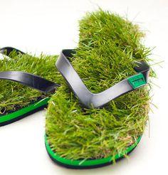 Spring on my feet! ¡Que llega la primavera!