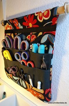 Outstanding 10 sewing projects projects are offered on our web pages. Take a look and you wont be sorry you did. Sewing Room Decor, Sewing Room Organization, Sewing Rooms, Small Sewing Projects, Sewing Projects For Beginners, Sewing Hacks, Fabric Crafts, Sewing Crafts, Sewing Accessories