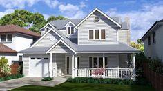 Design Of August 2013   The Hamptons Design   Storybook Designer Kit Homes  Australia