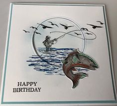 Linda's Craft Room: Catch of the day