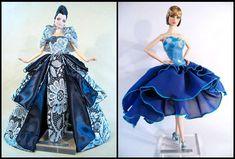 Картинки по запросу платья для кукол своими руками