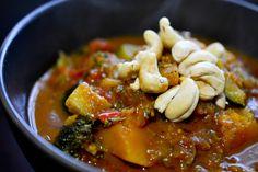 vegan curry recipe, vegetarian curry recipe