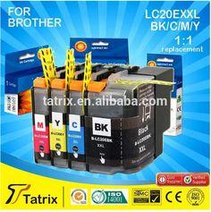 $28.72 (Buy here: https://alitems.com/g/1e8d114494ebda23ff8b16525dc3e8/?i=5&ulp=https%3A%2F%2Fwww.aliexpress.com%2Fitem%2FLC20e-Ink-Cartridge-For-Brother-MFC-J5920DW-North-America-printer-Import-cheap-goods-from-China-compatible%2F32450676764.html ) LC20e Ink Cartridge For Brother MFC-J5920DW North America printer Import cheap goods from China compatible ink cartridge lc20E for just $28.72