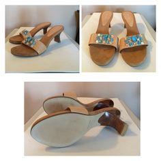 Nine West Sandals Never used/no box Nine West Shoes Sandals