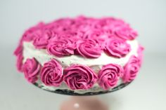 Freud and Fries | Healthy rose pie for Valentine's Day | http://freudandfries.com