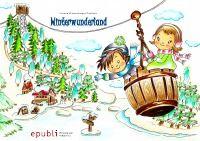 Winterwunderland - Mein erstes #Malbuch rund um den Winter - Yvonne Westenberger-Fandrich: Dieses wunderschöne Malbuch zaubert Euch in eine Welt der Poesie, der Träume, Wünsche und Hoffnungen, die Ihr in strahlende Farben eintauchen könnt. #Kinderbuch #Kinder #Malen http://www.epubli.de/shop/buch/Winterwunderland-Yvonne-Westenberger-Fandrich-9783737530293/44264#beschreibung