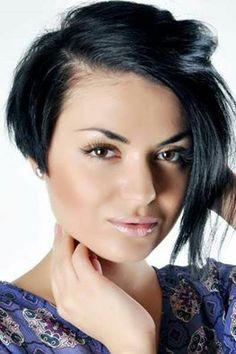 Für Damen mit schwarzen Haaren haben wir ganz tolle Kurzhaarschnitte gefunden! - Seite 10 von 13 - Neue Frisur