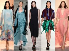 New York Fashion Week Spring 2015: The Best Shows of Day One