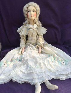 6a6fb76bb99 17 Best images about Boudoir Dolls Half Dolls
