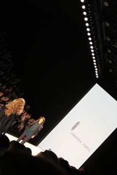 Berlin Fashion Week - Rebekka Ruétz Show - Weibi.at #mbfwb