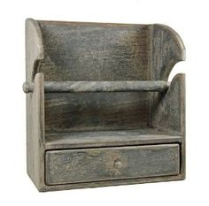 rustic paper towel holder kitchen - Google Search