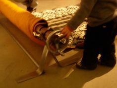 """Roller - Winner contest """"La casa del III millennio 2011"""" - Prato - Manufactured by Poltronova"""