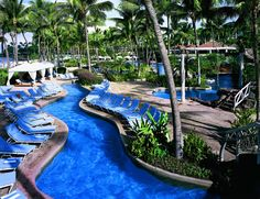 Grand Wailea, Maui... been there, want to go back.