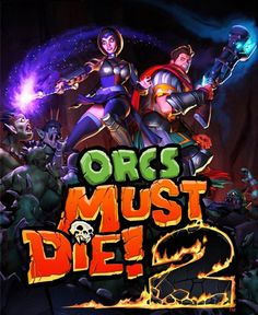 #giveaway: Orcs Must Die! 2 (PC) [Steam Gift] - Ends 12/10/14