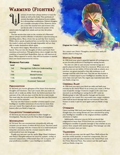 Dungeons And Dragons Classes, Dungeons And Dragons Homebrew, Eldritch Knight, Dnd Races, Dnd Classes, Dnd 5e Homebrew, Dragon Rpg, Dnd Monsters, Fantasy Inspiration