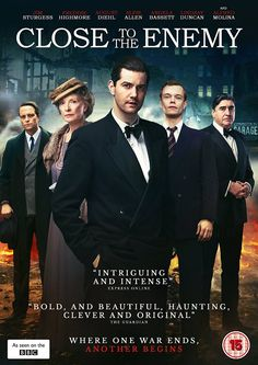 Really enjoyed this British series and hope there'll be a season 2.