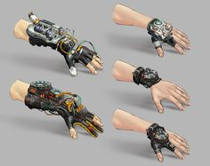 Arm Tech from Titanfall 2