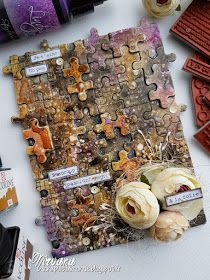 Mixed Media Place: Puzzles by Nirvana