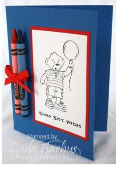cute kid card