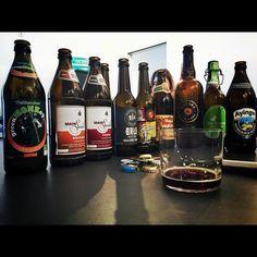 Last day in this agency. Thanks #ballhauswest Beertasting finished. #tasting #bier #beer #craftbeer #craftbeerporn #craftbeerlover #craftbeerberlin #berlinbeerweek #craftbeerdrinker #beerstagram #beerme #beerblog #drinkcraft #drinkbeer #drinks #brau #witbeer #ale #ayinger #brlo #greenmonkey #schoppebräu #maisel #rauchbier