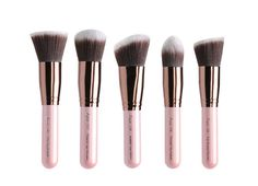 Luxie offers high quality, vegan, synthetic makeup brushes for all your beauty needs.