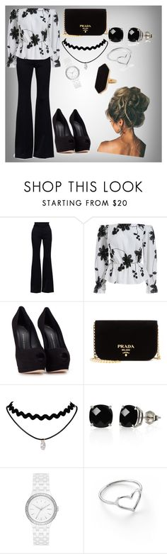 """""""Business party"""" by cg18 on Polyvore featuring Alexander McQueen, Giuseppe Zanotti, Prada, Belk & Co., DKNY, Jordan Askill and Jaeger"""
