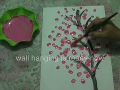 How to Make Wall Hanging for Decoration