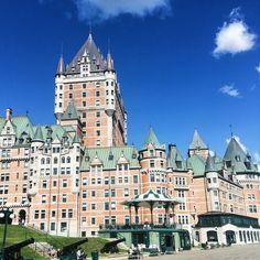 Honeymoon in Quebec City | A Poor Man's Paris