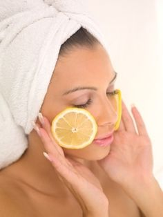 Skin Care : Combine lemon and honey in a bowl for an easy, do-it-yourself facial mask. The vitamin C from the lemon will brighten your skin while the honey antiseptic properties will help prevent acne as it helps moisturize your skin. Leave the mask on for 20 minutes for best results.