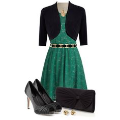 Christmas Party Low Cost by simona-risi on Polyvore featuring polyvore, fashion, style, Minuet Petite, White House Black Market, Accessorize, H&M and ASOS
