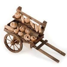 toneles para el belen - Buscar con Google Diy Nativity, Christmas Nativity Scene, 3d Quilling, Mini Craft, Ceramic Houses, Fairy Garden Accessories, Mini Things, Craft Business, Miniature Furniture