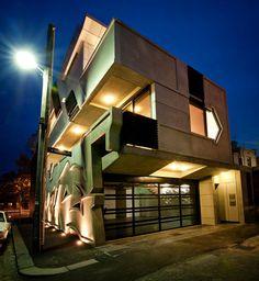 graffiti architecture - Google Search