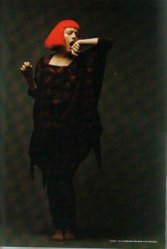 Claire O'Keefe  Wad magazine 2007